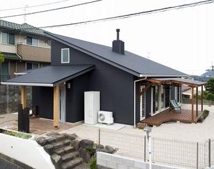 Black Houseのアフター画像