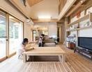 健康的な木の家【OMソーラーハウス】の画像1