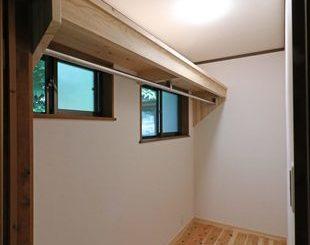 屋根裏部屋がある平屋のアフター画像