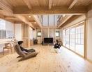 木の安らぎあふれる家【OMソーラーハウス】の画像3