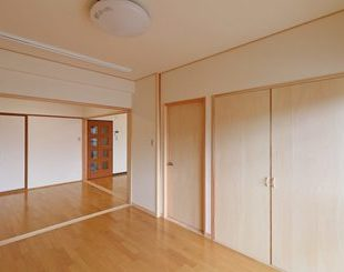 木の香りがする一室のアフター画像