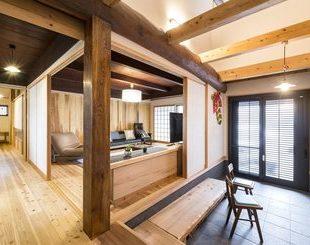 家を愉しむのアフター画像