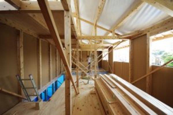 八幡東区にて「構造見学会」を開催します。
