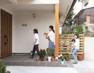 4世代7人で住む家 【パッシブデザインハウス】