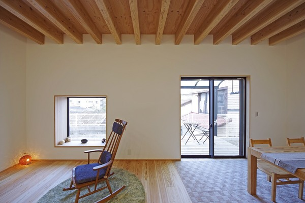 北九州市小倉北区妙見町にて「木の家完成見学会」を開催