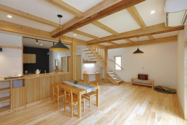 北九州市八幡東区にて『木の家 完成見学会』を開催!