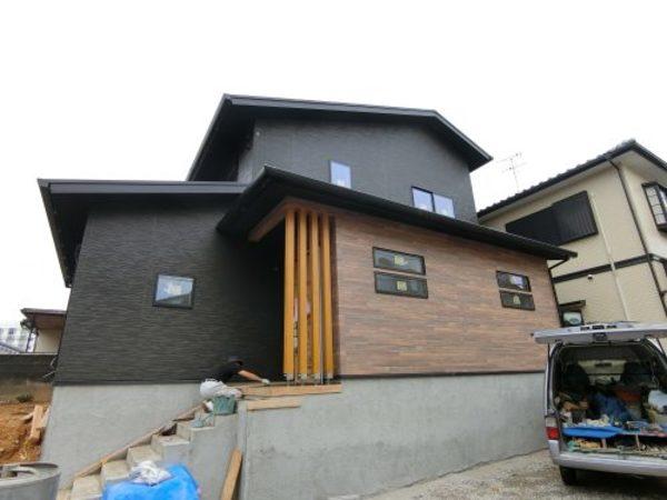 戸畑区福柳木にて「木の家完成見学会」を開催